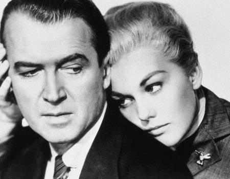 «L'attirance de la mort dans Vertigo d'Hitchcock»