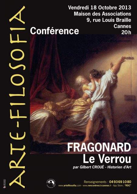 Fragonard Le Verrou