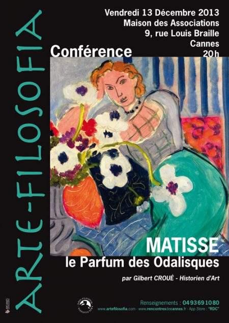 Matisse «Le Parfum Des Odalisques»