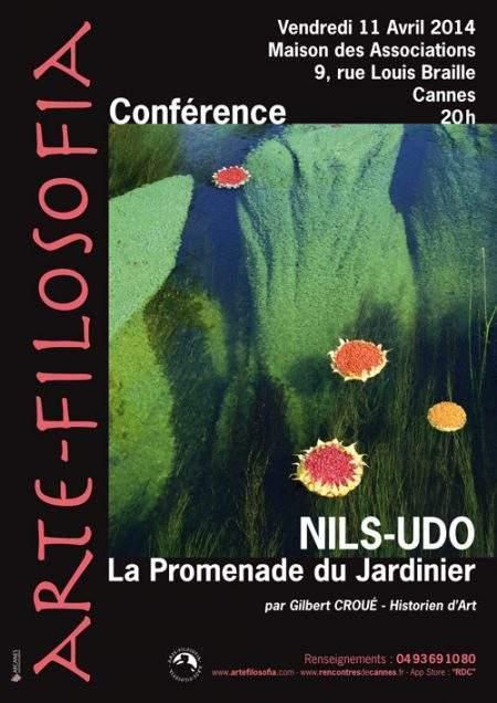 Nils-Udo «La Promenade Du Jardinier»