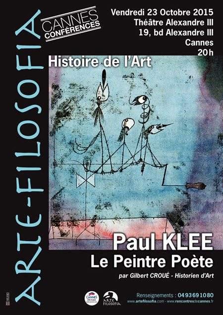 Paul Klee «Le Peintre Poête»
