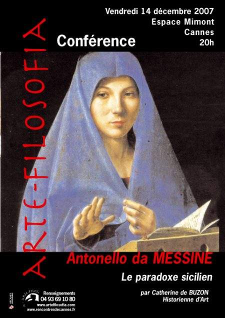 Antonello da Messine, Le paradoxe sicilien
