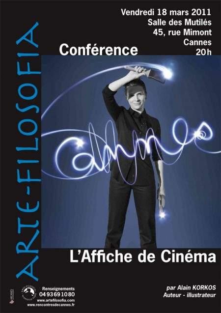 Cannes, l'Affiche de Cinéma