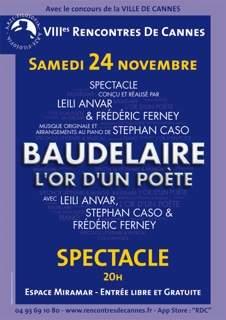 Baudelaire «L'Or D'Un poète»