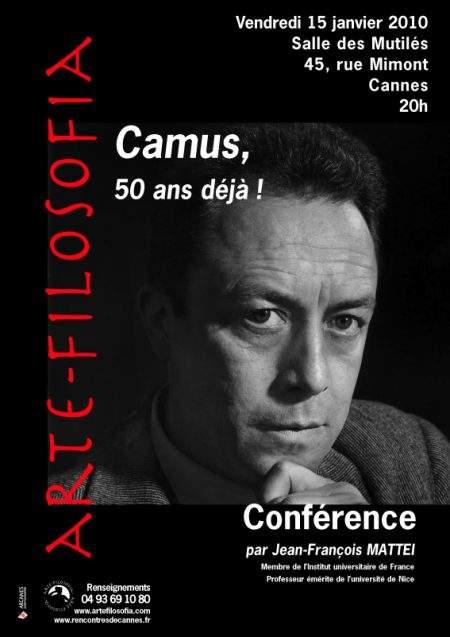 Camus, 50 ans déja !