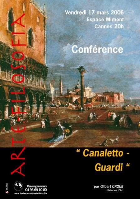 «Canaletto – Guardi»