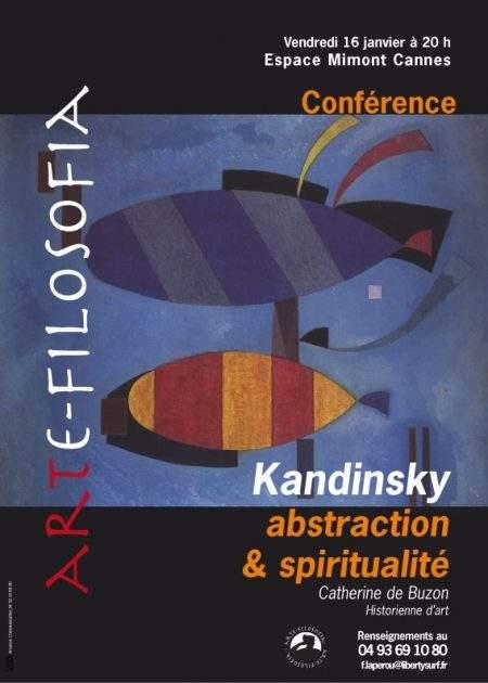 Kandinsky, Abstraction et Spiritualité