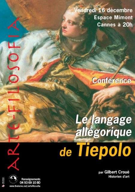 le langage allégorique de Tiepolo