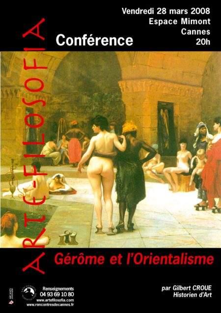 Gérôme et l'Orientalisme