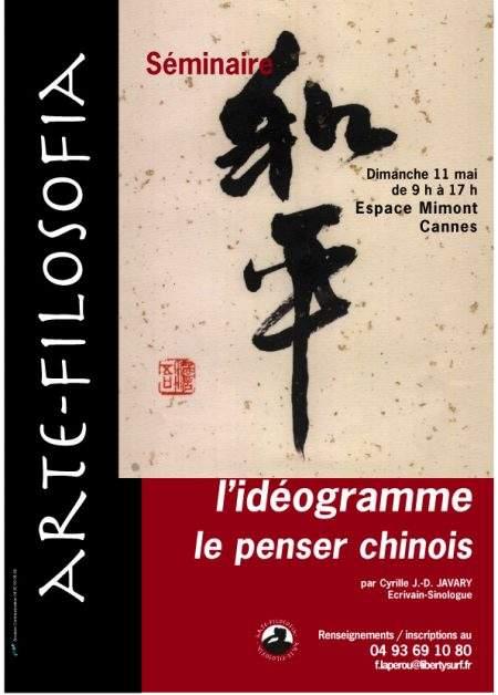 l'Idéogramme, le penser chinois