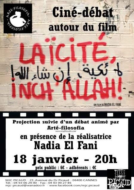 Laïcité, Inch'Allah – Ciné-débat autour du film