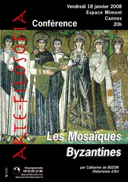 Les Mosaïques Byzantines