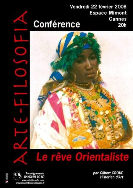 Le rêve Orientaliste