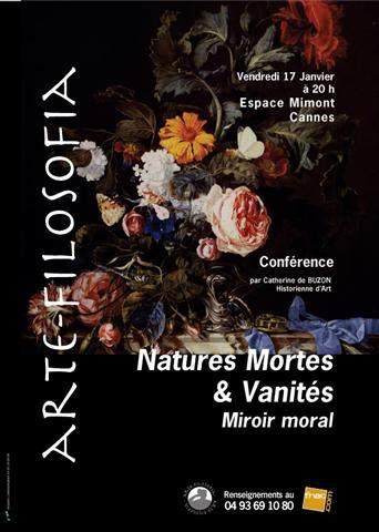 Nature Morte et Vanités