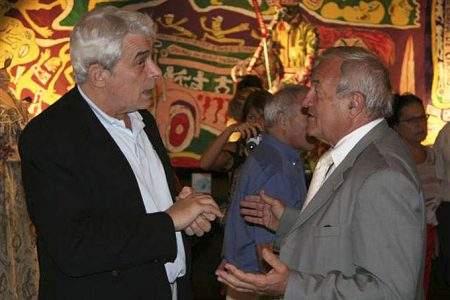 Jacques WEBER, Bernard BROCHAND