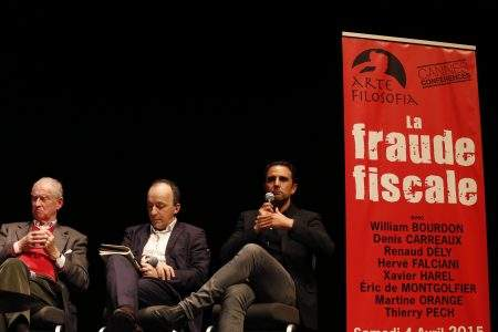 LA FRAUDE FISCALE – É. de MONTGOLFIER – T. PECH – H. FALCIANI