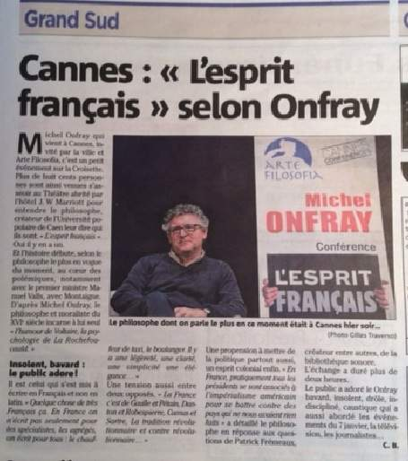ONFRAY NM