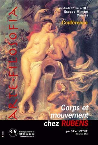 Corps et mouvement chez Rubens