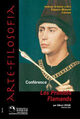 affiche Primitifs Flamands (Small)
