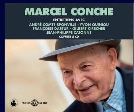 Marcel CONCHE – coffret audio
