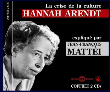 ARENDT – Coffret audio