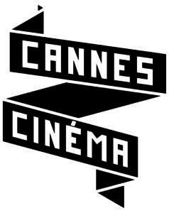 Cannes Cinéma fond noir