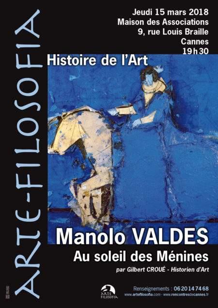 Manolo Valdès – Au soleil des Menines