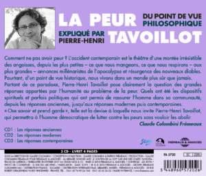 Couv+Dos Tavoillot La Peur FA5720-L.indd