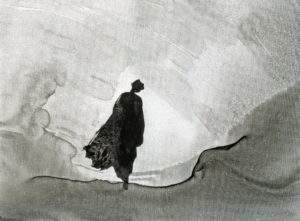 Gao Xingjian 2011 l'Enchantement encre de chine sur papier 97x130