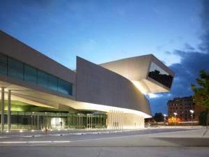 Zaha Hadid 1998-2010 Musée Maxxi Rome