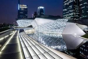 Zaha Hadid 2003-2010 Opéra de Guangzhou