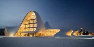 Zaha Hadid 2007-2013 Centre culturel Heydar Aliyev, Bakou