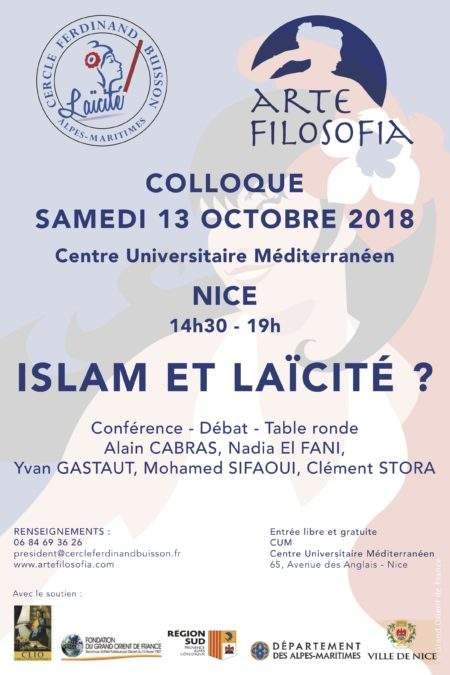 ISLAM & LAICITE