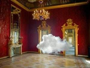 Berndnaut Smilde, nuage 2, photographie
