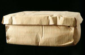 Christian Renonciat, 2003, carton a bimé, 19x48x25, bois de tilleul