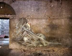 Faith 47, 2016, drapé, Athènes