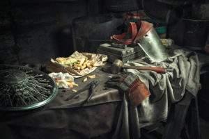 Freddy Fabris, Nature morte de Garage photographie