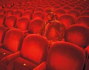 Liu bolin, cinéma