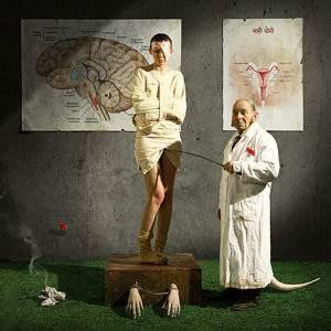 Max Sauco, 2010 Freud est mort, technique mixte et photographie