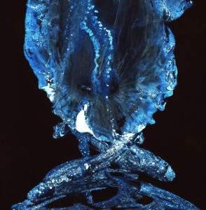 Moses Hacmon, figure de l'eau 1, photographie