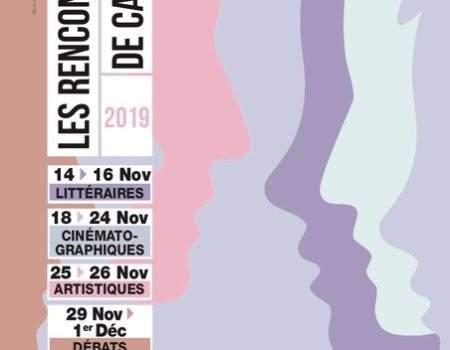 RENCONTRES DE CANNES-Débats 2019 – 29/11 au 1/12