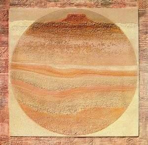 Pierre Fournel,1987, Masada, 120x120