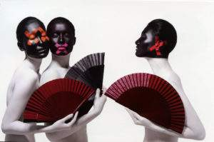 Sabine Pigalle, 2006, who said beauty market worth it, photographie, 75x120