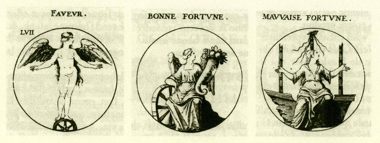 Cesare Ripa, Iconologia, Fort une, édition française1644