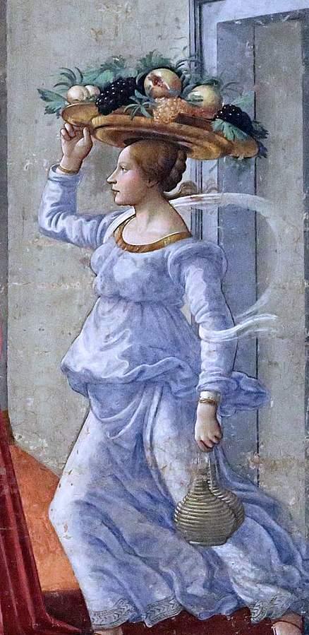 Domenico Ghirlandaio Détail