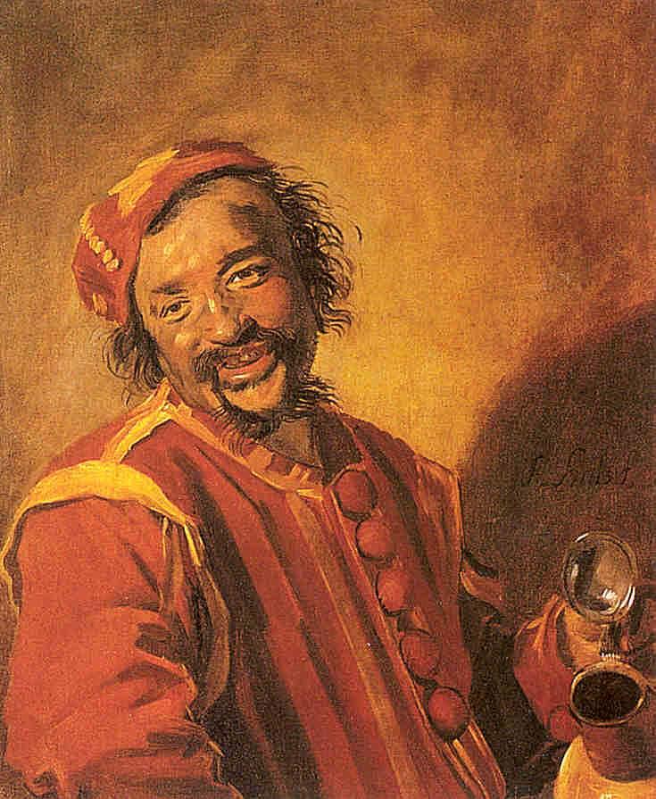 Frans Hals le fou amoureux, 1620-1630, ht Staat Kunst Museum, Kassel