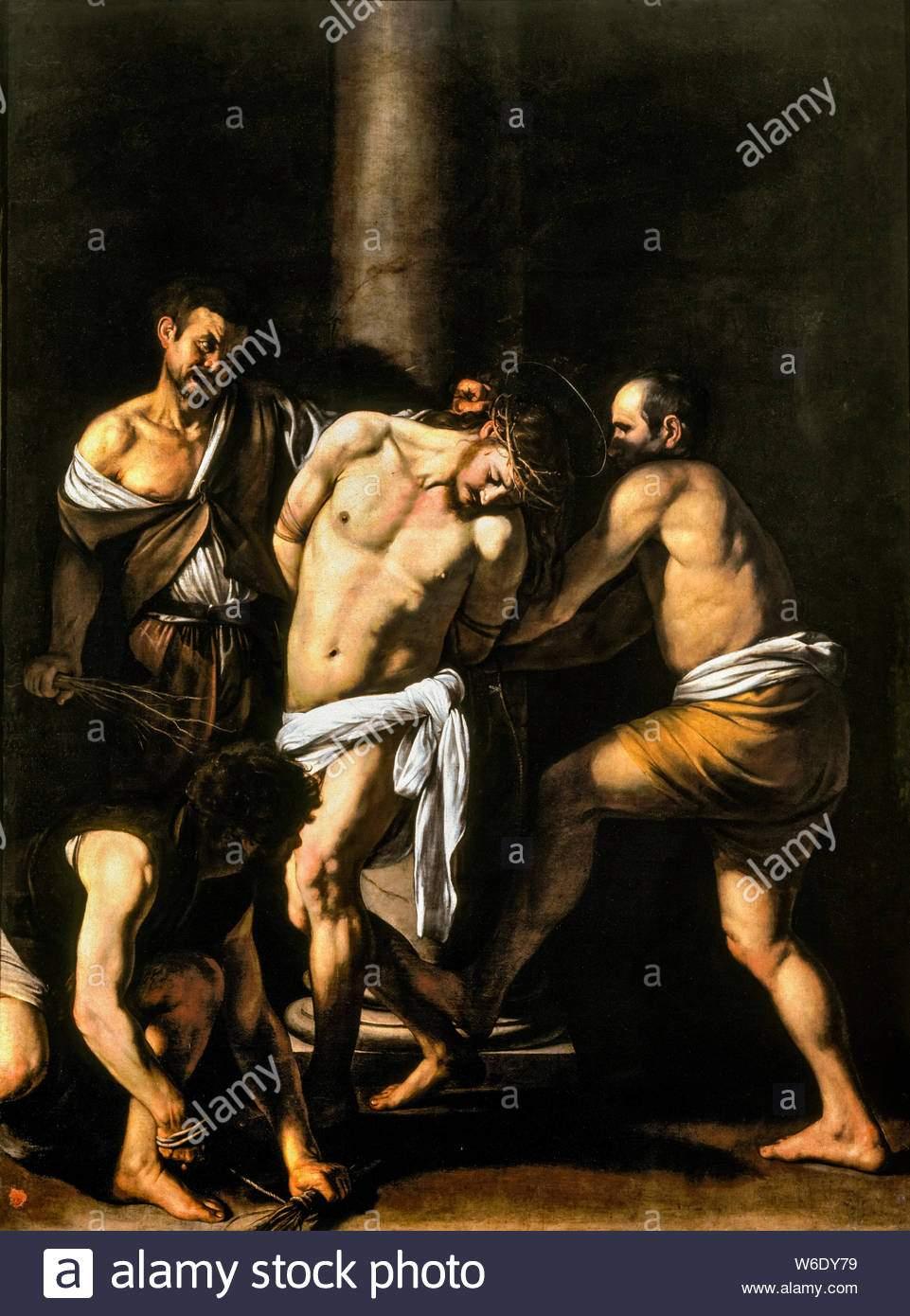 caravaggio-la-peinture-la-flagellation-du-christ-1607-w6dy79