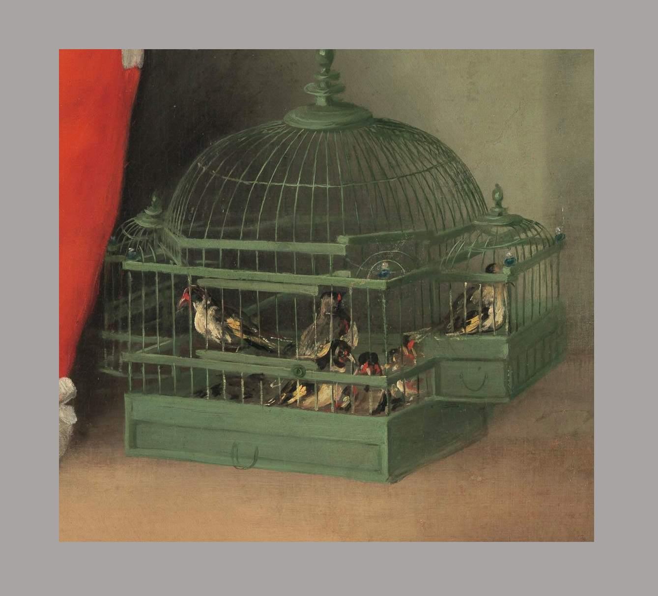 Goya, détail