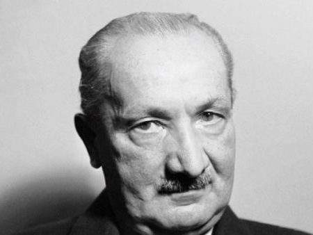 Hubert CARRON – LA CROIX DE HEIDEGGER