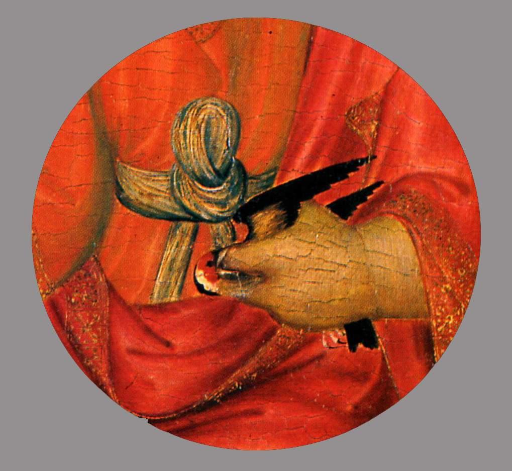 Simone Martini, détail